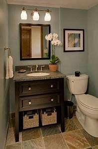 10 Ways To Make a Small Bathroom Looks Bigger