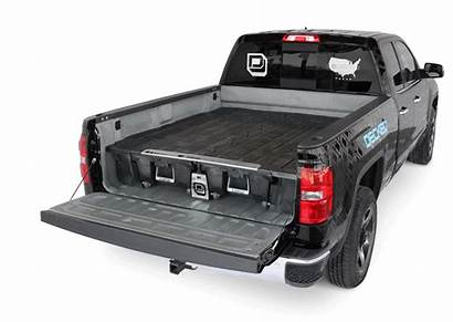 Truck Decked Bed Tool Storage Toolbox Boxes