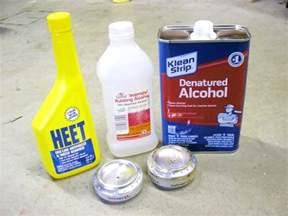 Best Alcohol Stove Fuel