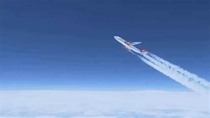 Virgin Orbit Test Rocket Plane Space Launching