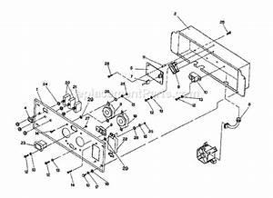 Troy-bilt 52401 Parts List And Diagram  N