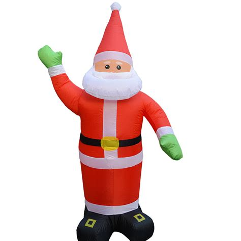 online buy wholesale christmas inflatable santa from china