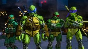 PlatinumGames39 Teenage Mutant Ninja Turtles Game Gets