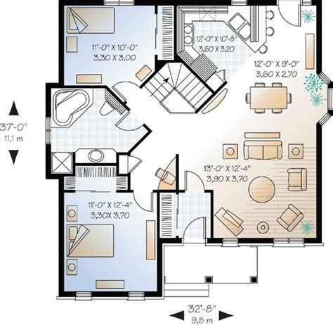 small two bedroom house plans great modern style small two bedroom house plans design ideas