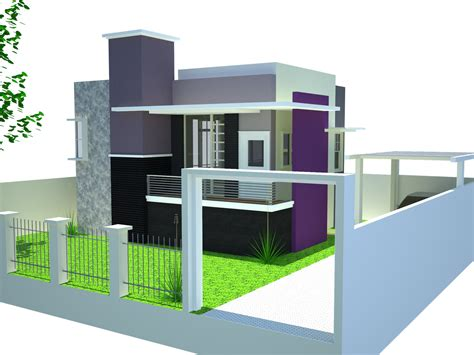 warna cat rumah bagian luar  bagus desain interior