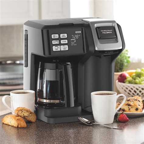 And so, we present to you our top 8 picks in order to help you. Amazon.com: Hamilton Beach (49976) Coffee Maker, Single ...