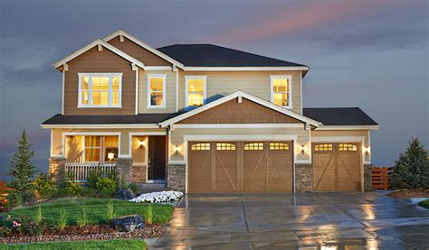 New Homes In Colorado Springs, Co  Home Builders In