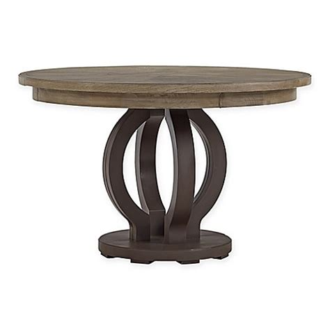 stanley furniture dining table stanley furniture virage round dining table bed bath