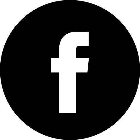 Facebook Logo Button Svg Png Icon Free Download (#24838 ...
