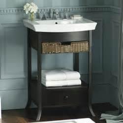 kohler archer pedestal bathroom sink with 8 quot widespread