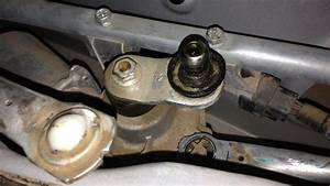 Wiper Arm Linkage Quick Fix