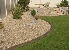 Landscaping with Pea Gravel