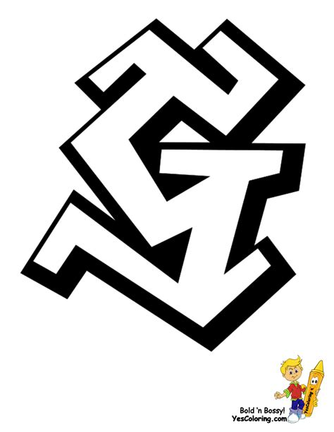 hip hop alphabet graffiti hip hop graffiti  alphabet coloring