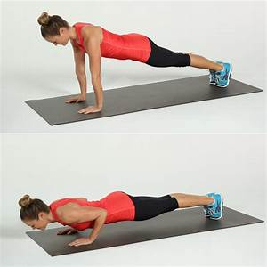 Chaturanga Push-Up | Sculpt Arms Faster With These 8 Push ...