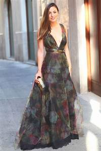 Fall Wedding Guest Dresses to Impress - MODwedding