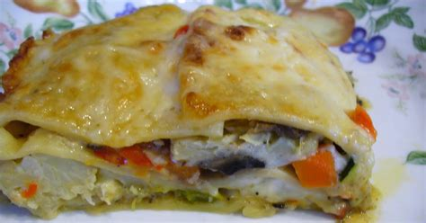 origan frais en cuisine dans la cuisine de julie lasagne aux légumes