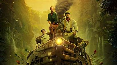 Jungle Cruise Wallpapers Movies Blunt Emily 4k