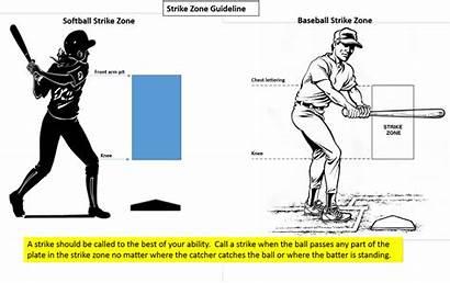 Zone Strike Umpires Umpire Pay Youth Guideline