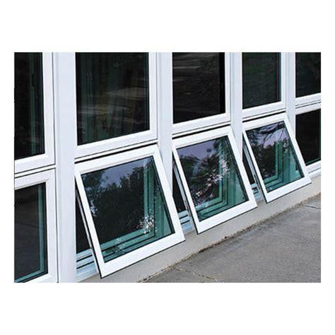 fixed white upvc awning window rs square feet ndl upvc windows doors id