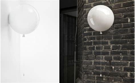 aplique de pared balon infantil lampara de pared globo