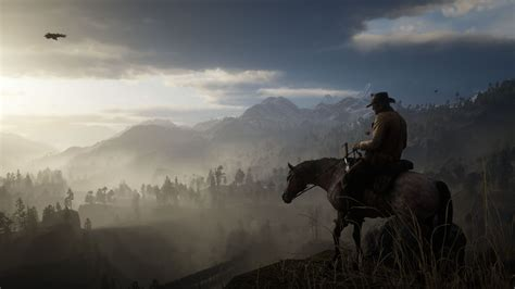 Red Dead Redemption 2 Review A Long But Rewarding Ride