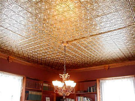 Faux Tin Ceiling Tiles ? SurfacingSolution