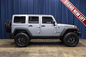 Used Lifted 2017 Jeep Wrangler Unlimited Rubicon 4x4 - JK ...