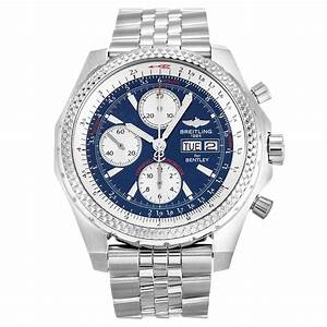 Blue Breitling Bentley GT A13363 - Replica Watches Store