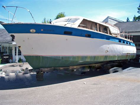 Chris Craft Roamer Boats For Sale Private Party by Chris Craft Roamer Boat For Sale From Usa