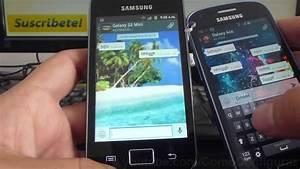 Como Eliminar Contacto Whatsapp Samsung Galaxy Ace S5830