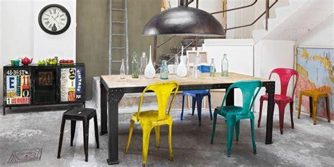 chaise bureau blanc 13 idées de chaise pour une déco industrielle