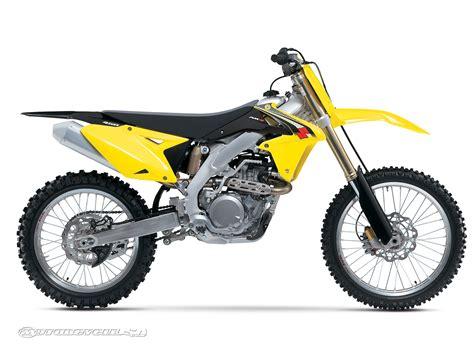 2016 Suzuki Rm-z250 First Ride