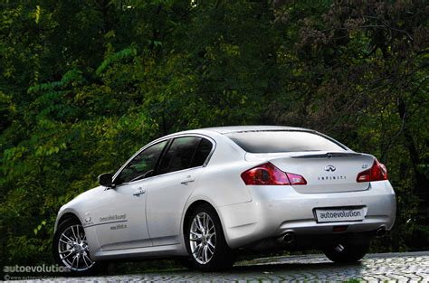 2009 Infiniti G37 Sedan And Coupe Photo Gallery Of Review