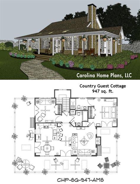 small cottage home plans  wrap  porch house