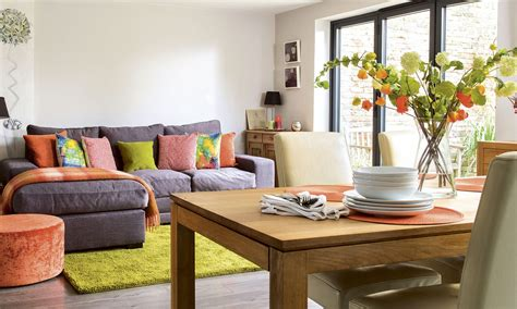 Openplan Living Room Ideas To Inspire You  Ideal Home
