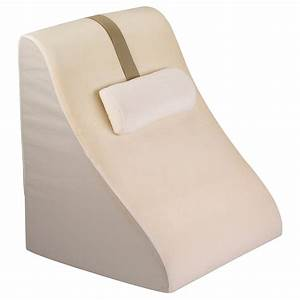 jobri bed wedge with memory foam back support new With back wedges for lumbar support