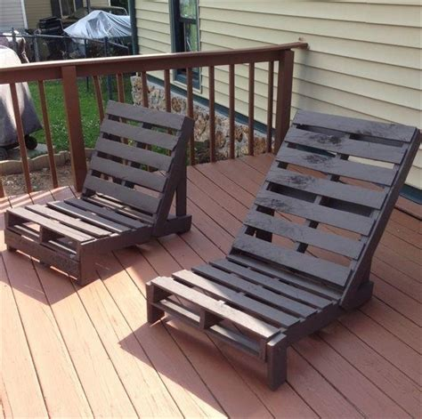 diy pallet chair ideas pallet furniture plans