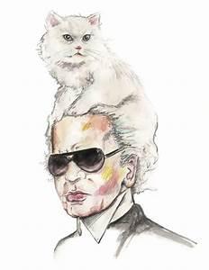 Choupette Chat Karl : 17 best images about choupette lagerfeld on pinterest paris cats and lifestyle ~ Medecine-chirurgie-esthetiques.com Avis de Voitures