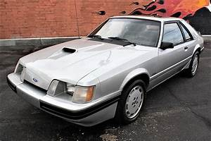 Pick of the Day: 1984 Ford Mustang SVO, a Fox-body with turbo power