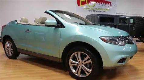 nissan murano crosscabriolet le convertible  sale
