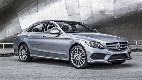 2015 Mercedes-benz C300 And C400