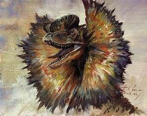 Steam Community :: Guide :: Dilophosaurus: The spitter's ...  Dilophosaurus