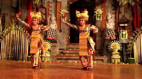 legong dance performance  balinese dance dinner