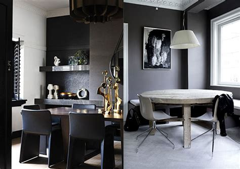 A Man?s Guide To Decorating A Cool Dining Room