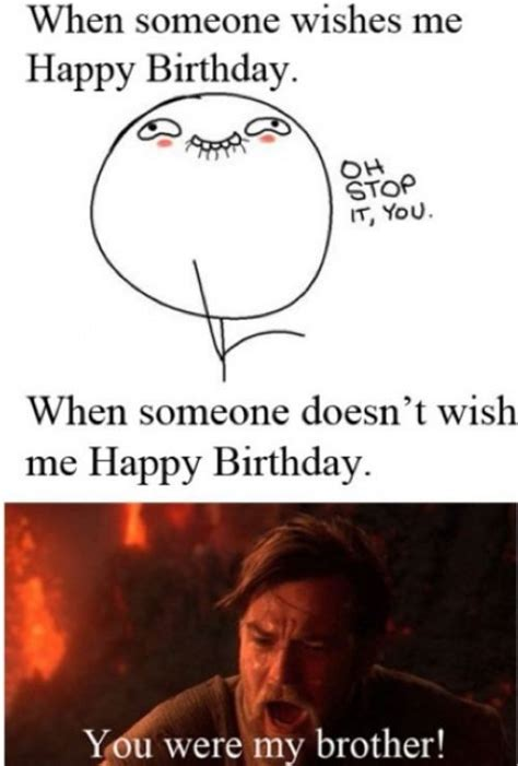 Rude Happy Birthday Meme - 126 best images about rude birthday wishes on pinterest funny happy birthdays birthday