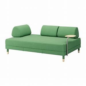 Canapé Vert Ikea : flottebo canap lit 3 places lysed vert ikea ~ Teatrodelosmanantiales.com Idées de Décoration