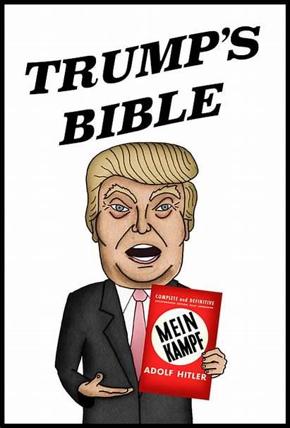 Bible Trump Corcoran Sean Cartoon Trumps Transparent