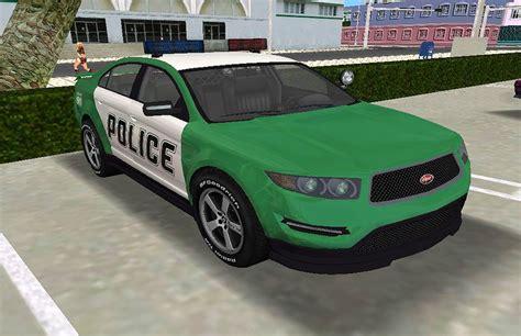 Gta 3 Gta V Police Car Mod