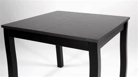table carr cuisine table carrée extensible ruben catalogue but 2012 2013
