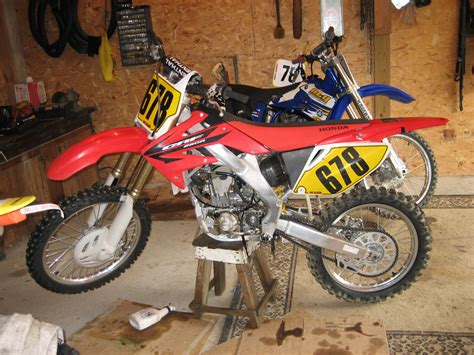 motocross bike stands build a dirt bike stands pictures to pin on pinterest